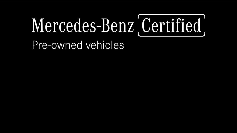 Mercedes Pre Owned >> Mercedes Benz Certified Pre Owned Vehicle